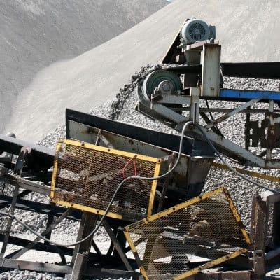Slag Processing - Inter-Ontario Equipment Rental and Repair