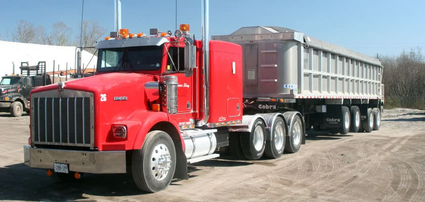 Transportation Inter-Ontario Equipment Rental and Repair